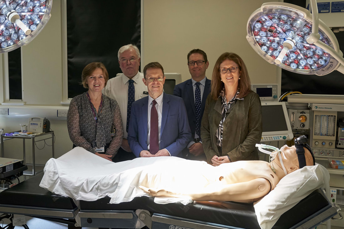 Medical Devices Testing and Evaluation Centre (MD-TEC) Opens in Birmingham