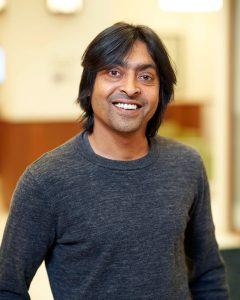 Dr Azad Hussain
